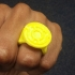Sinestro Corps Ring image