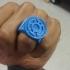 Blue Lantern Ring image
