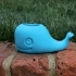 Cute Whale Planter! image