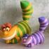 Cheshire Cat print image