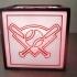 Baseball Light-Cube image