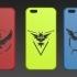 Pokemon GO iPhone Case image