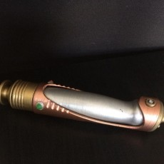 Picture of print of Palpatine's Lightsaber