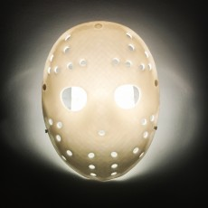 Picture of print of Hockey Mask