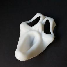 Scary Movie Mask