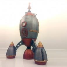 The Steam Rocket