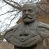 Emanuil Goidu bust in Astra Park, Sibiu image