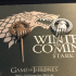 Hand of the King (Game of Thrones) print image