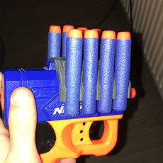 Picture of print of Nerf loader