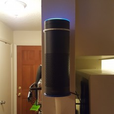 Picture of print of Amazon Echo Wall Mount