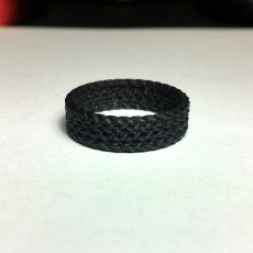 Picture of print of 8 Braided Ring This print has been uploaded by Marie D.