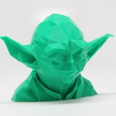 Low Poly Yoda