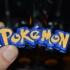 Pokemon GO Keychain Keyring Hanger print image