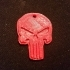 Punisher Keychain Ornament image