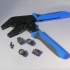 Replaceable crimping jaws for metal button 9.5mm image