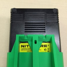 Picture of print of Nitecore D4 Battery Charger Wall Mount