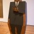 LBJ at MoMA, New York image