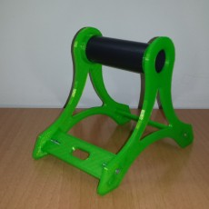 Picture of print of Spool Holder (Upgraded)
