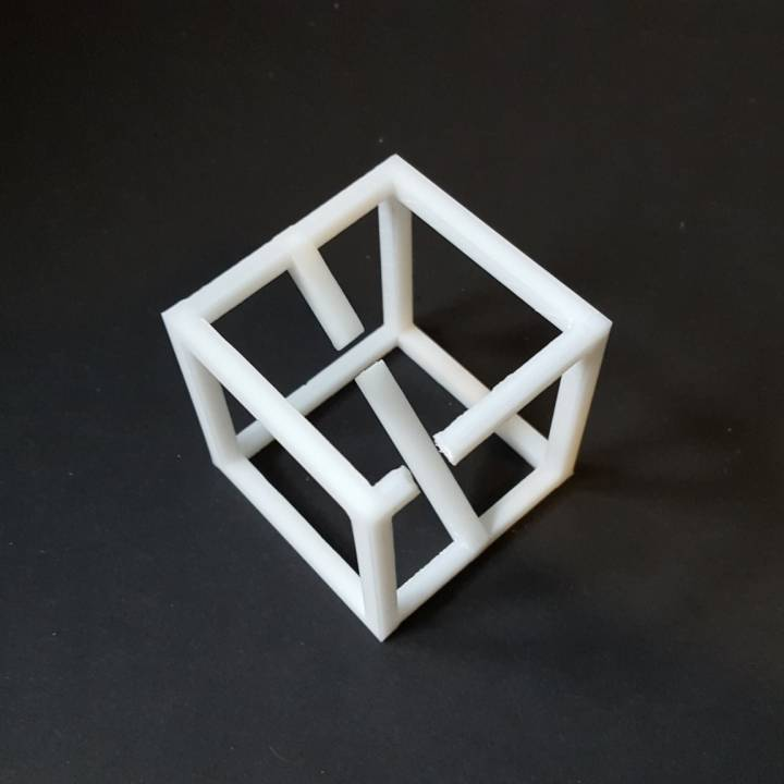 Impossible Cube 3