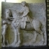 Man on Horse Relief at the Torre del Gardello, Vienna image
