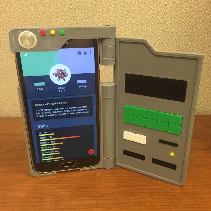brand new d8d1a 62579 Download Pokedex phone case for Samsung Galaxy S5 - Pokemon von ...