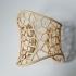 Voronoi Cuff Bracelet image