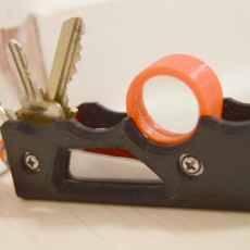Picture of print of Keyholder with Loupe