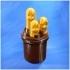 Dugtrio Head Bobbing Pokemon Model image
