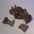 Puzzle Rhinocéros image