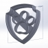 paw patrol cookie cutter image