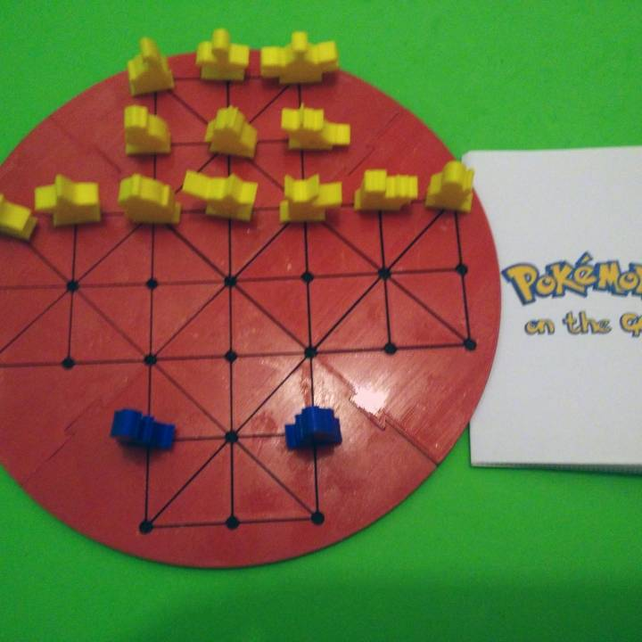 Pokémon on the GO (board game)