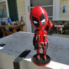 Picture Of Print Chibi Deadpool This Has Been Uploaded By Darryl Ricketts