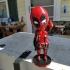 Chibi Deadpool print image