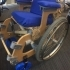 3D printed wheelchair. I call it the HU-GO image