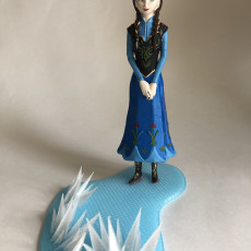 Picture of print of Anna from 2013 Frozen