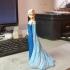 Elsa from 2013 Frozen print image
