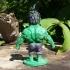 Chibi Hulk image