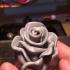 Roses print image