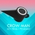 Monument Valley - CROWMAN Keyring image