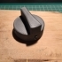 D-shaped Oven Knob image