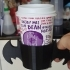 Batman coffee cup holder image