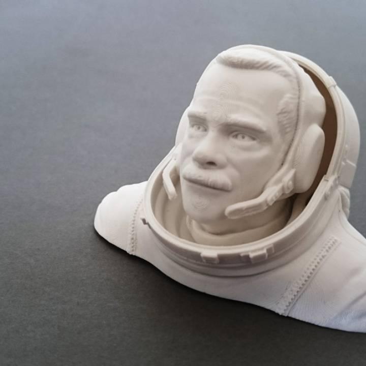 Commander Chris Hadfield