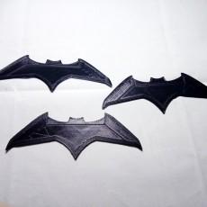 Batfleck Batman Batarang [Film Accurate]