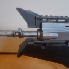 Picture of print of Razorback Gun (Call of Duty)