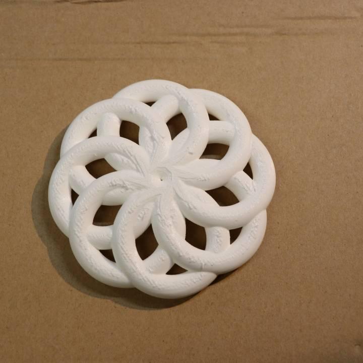 360 Infinity Pendant