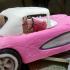 Chevy corvette print image
