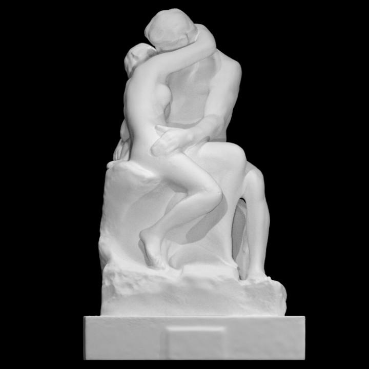 The Kiss at The Jardin des Tuileries, Paris