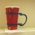 Portable Takeaway Cup Handle image