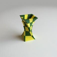 2-Color Box Vase (Dual Extrusion)