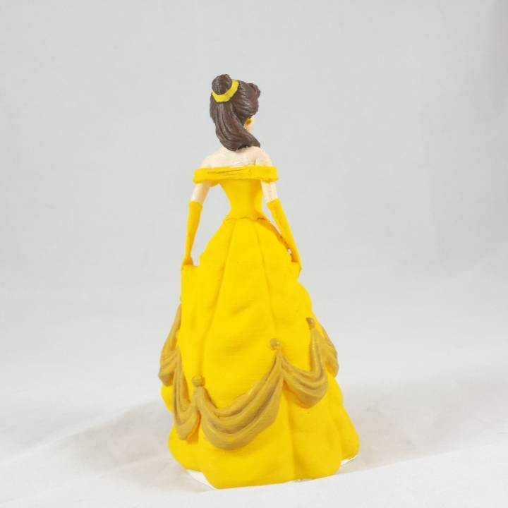 Beauty and the Beast Belle